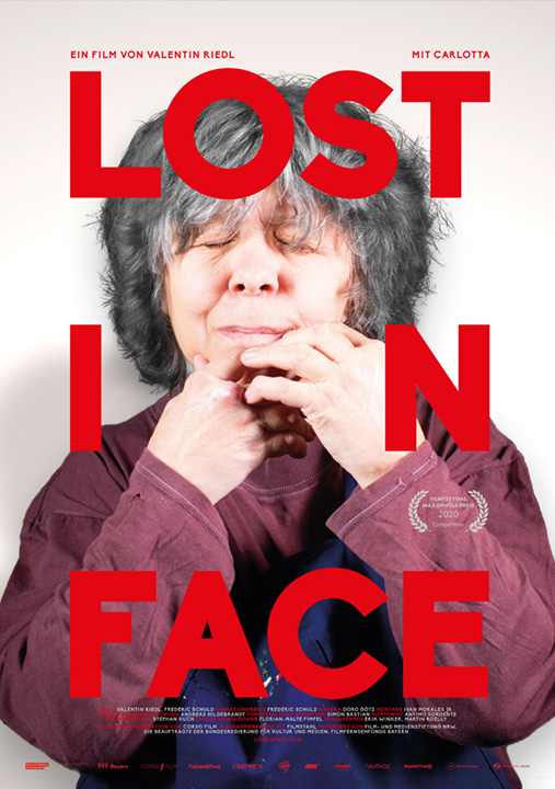 Filmplakat Lost in Face