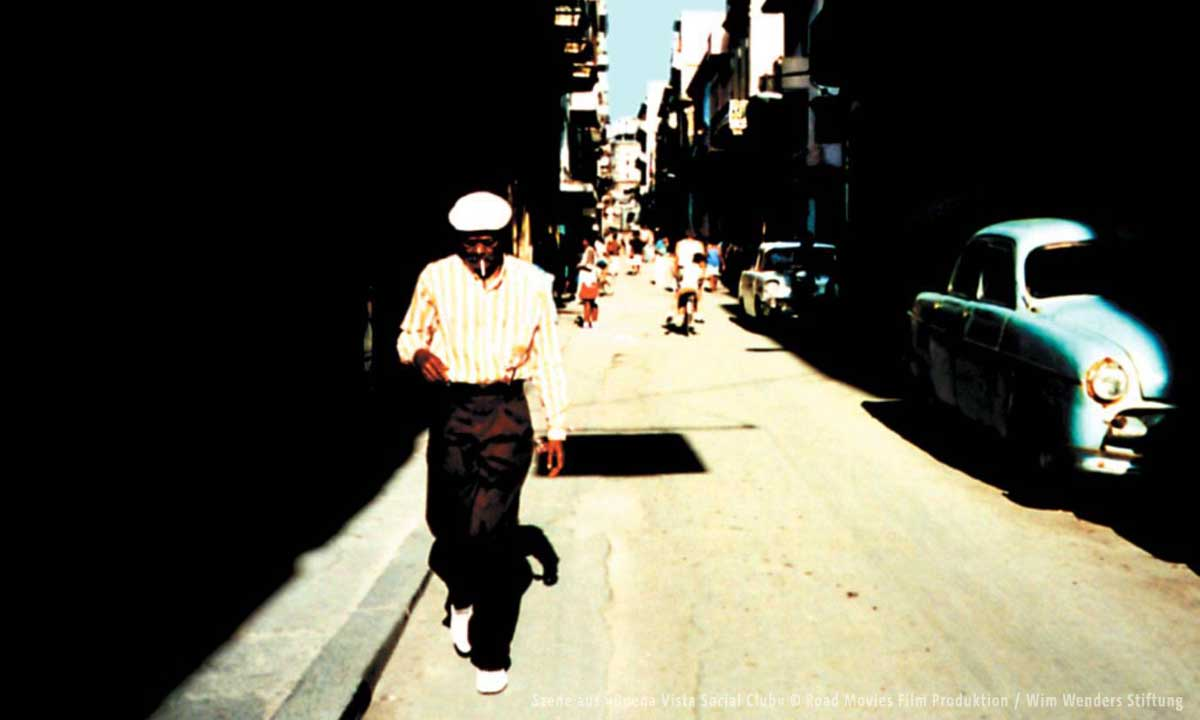 Szene aus »Buena Vista Social Club« © Road Movies Film Produktion / Wim Wenders Stiftung